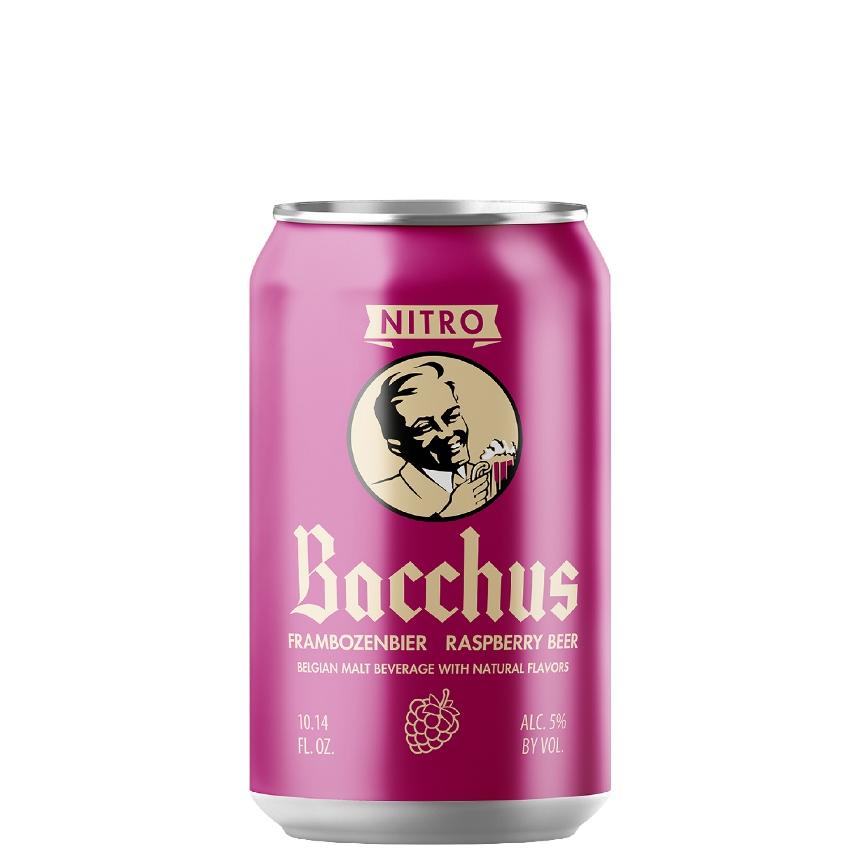 Bacchus Nitro Raspberry 10.14 oz