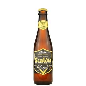 Scaldis Triple Blond Ale 11.2 oz