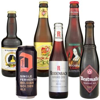 Virtual Belgian Summer Beer Tasting with Cicerone David Nilsen