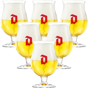Duvel Glass (set of 6)
