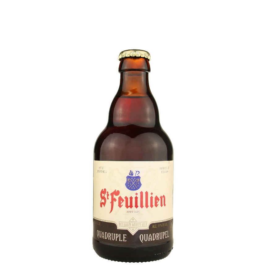 St. Feuillien Quadruple 11.2 oz