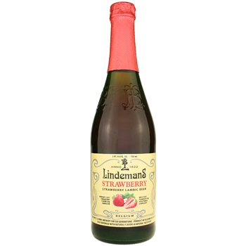 Lindemans Strawberry Lambic 25.4 oz