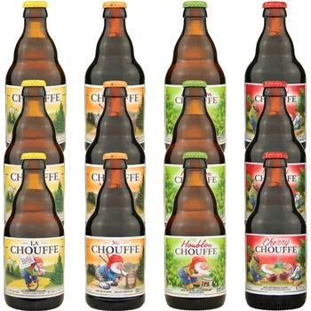 Chouffe Sampler (12 bottles)