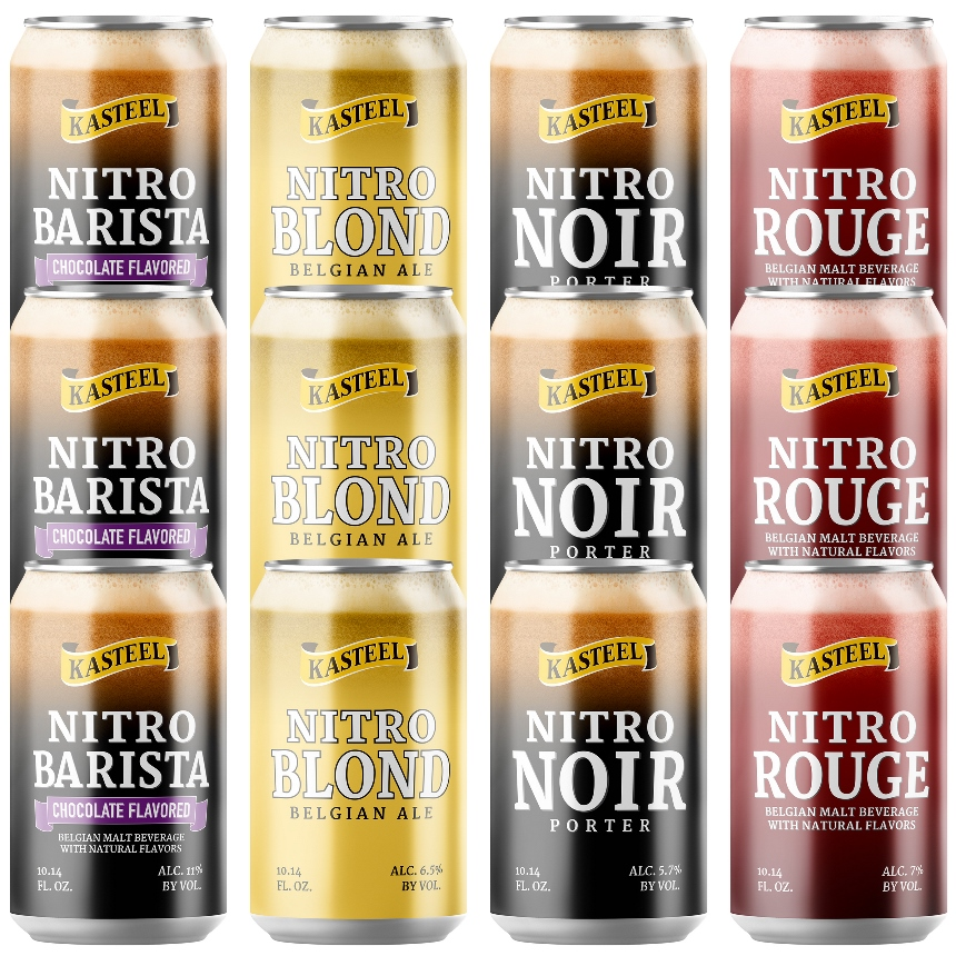 Kasteel Nitro Sampler (12 cans)