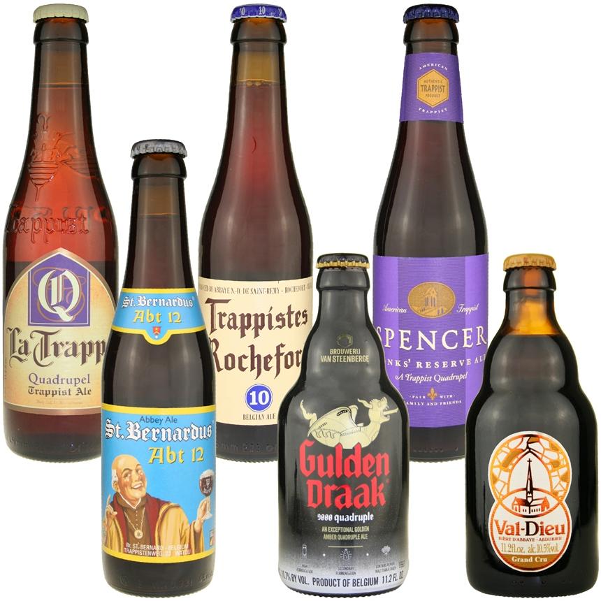 Virtual Belgian Quadrupel Beer Tasting with Cicerone David Nilsen