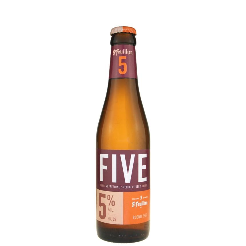 St. Feuillien Five 11.2 oz