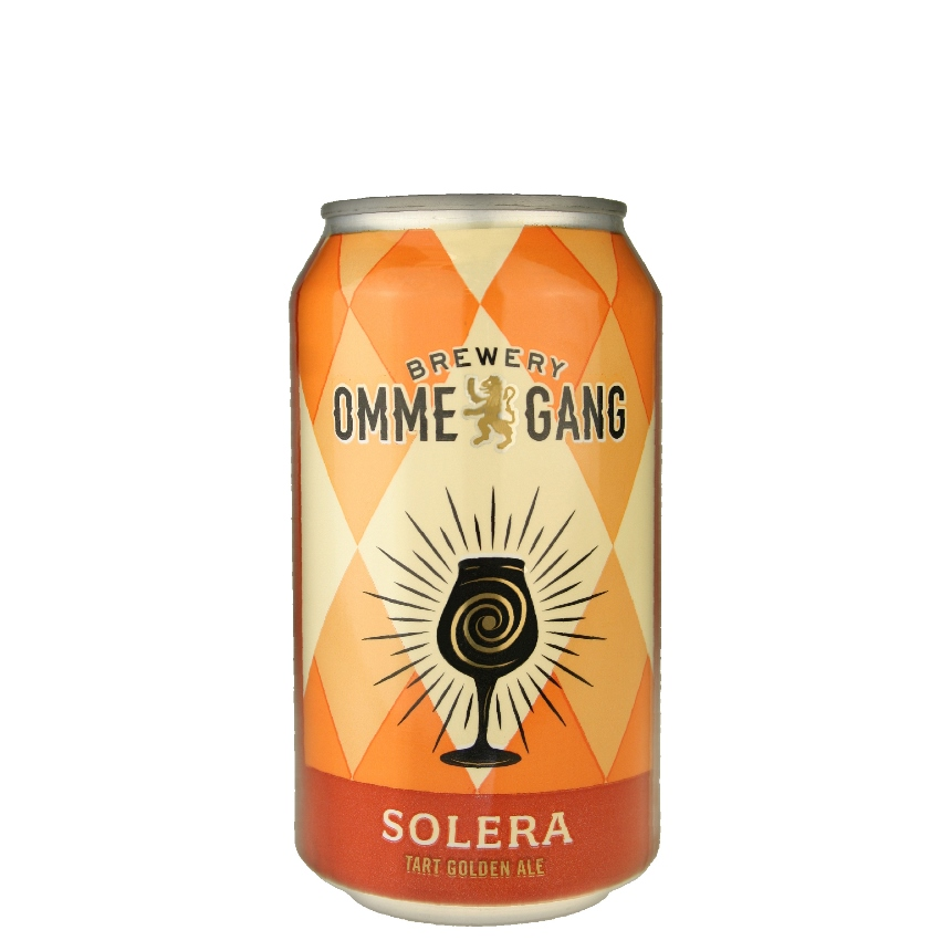 Ommegang Solera 12 oz can