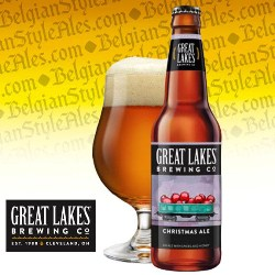 Great Lakes Christmas Ale (seasonal)