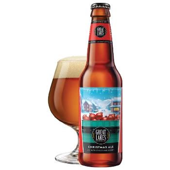 Great Lakes Christmas Ale (seasonal)