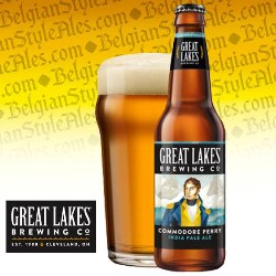 Great Lakes Commodore Perry IPA (year-round)