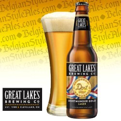 Great Lakes Dortmunder Gold Lager (year-round)