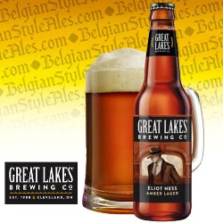 Great Lakes Eliot Ness Amber Lager (year-round)