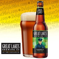 Great Lakes Conway's Irish Ale (seasonal)