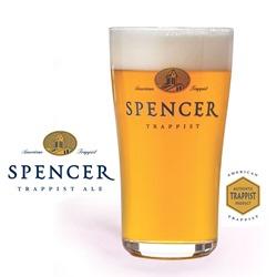 Spencer Trappist Pilsner Beer Glass