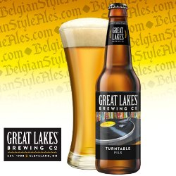 Great Lakes Turntable Pils (year-round)