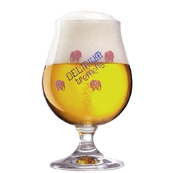 Delirium Tremens Beer Glass