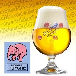 Delirium Tremens Beer Glass