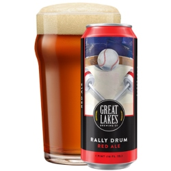 Great Lakes Rally Drum Red Ale (seasonal)