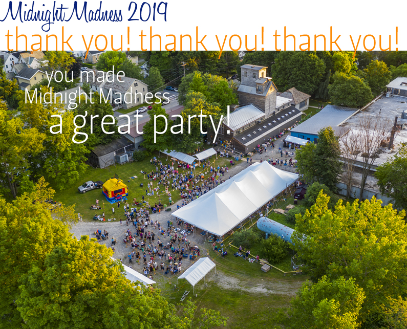 Thank you for Midnight Madness Sale 2019