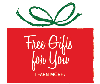 Vermont handmade free holiday pottery gifts