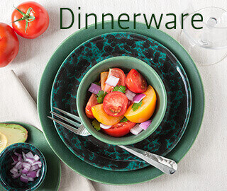 Shop Bennington dinnerware