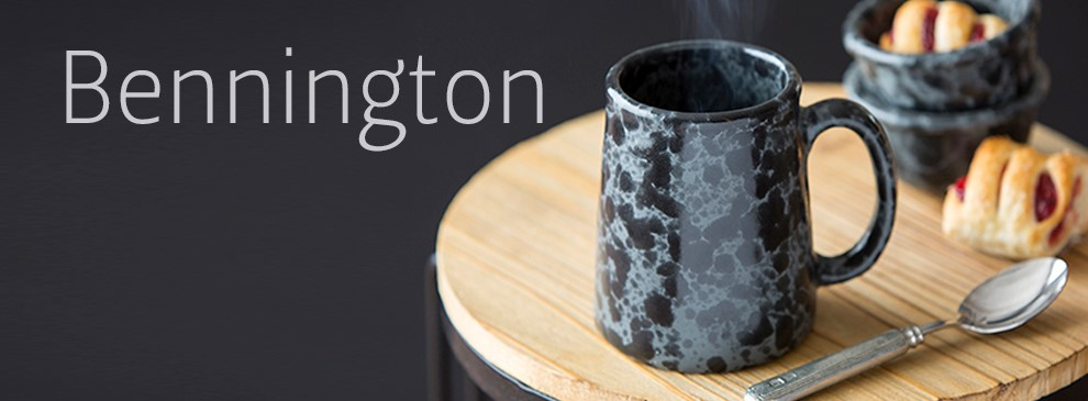 Bennington Potters Tankard Mug Made in Bennington Vermont