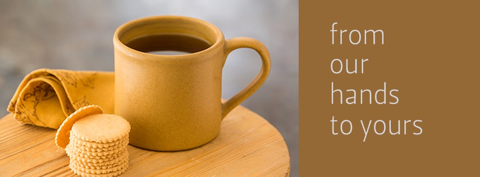 Bennington Potters handmade American Classic Mug