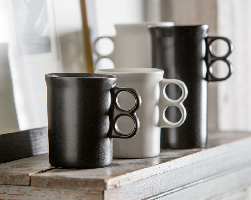 ©2018 Bennington Potters All Rights Reserved. & Trigger Mug | Handmade Stoneware Mugs | Bennington Potters