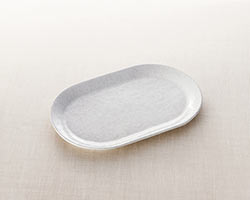Classic Oval Plate