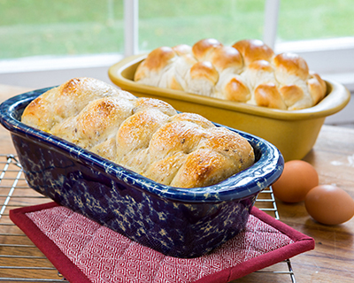Loaf Pan with FREE Cotton AppleTowel for limited time only