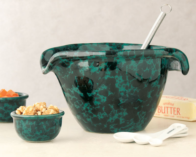Batter Bowl Cooksware Pottery Bowls Bennington Potters
