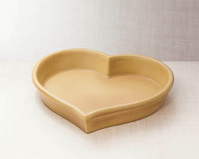 Large Heart Baker