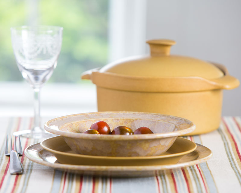Stoneware Pasta Or Stoneware Bowl Bennington Potters