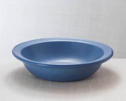 Rimmed Serving Bowl