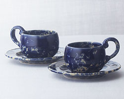 NewLine Small Cup & Saucer Set<br>& FREE Harney & Sons Tea!