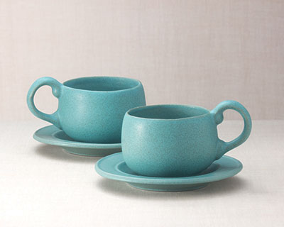 NewLine Large Cup & Saucer Set