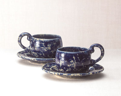 NewLine Small Cup & Saucer Set