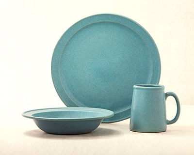 NewLine Dinnerware 3-Piece PlaceSetting