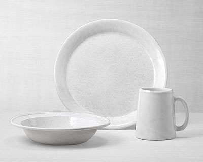 Classic Dinnerware 3-Piece PlaceSetting