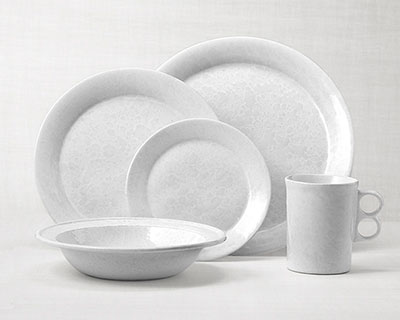Classic Dinnerware 5-Piece Place Setting