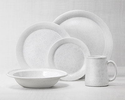 Classic Dinnerware 5-Piece Place Setting