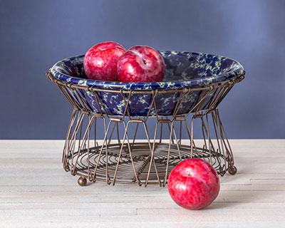 Flexible Wire Basket