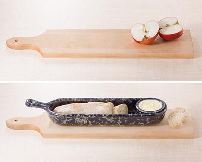 Vermont Maple Bread Board