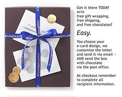 E-Gift Certificate Plus - $50