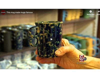 """This mug made mugs famous"" - WCBV5 video"