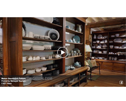 """Maker: Bennington Potters"" - video"