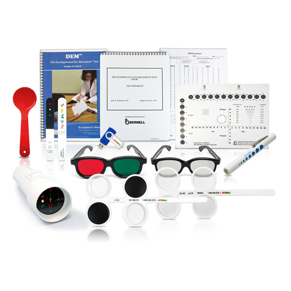 Bernell Preliminary Test Kit