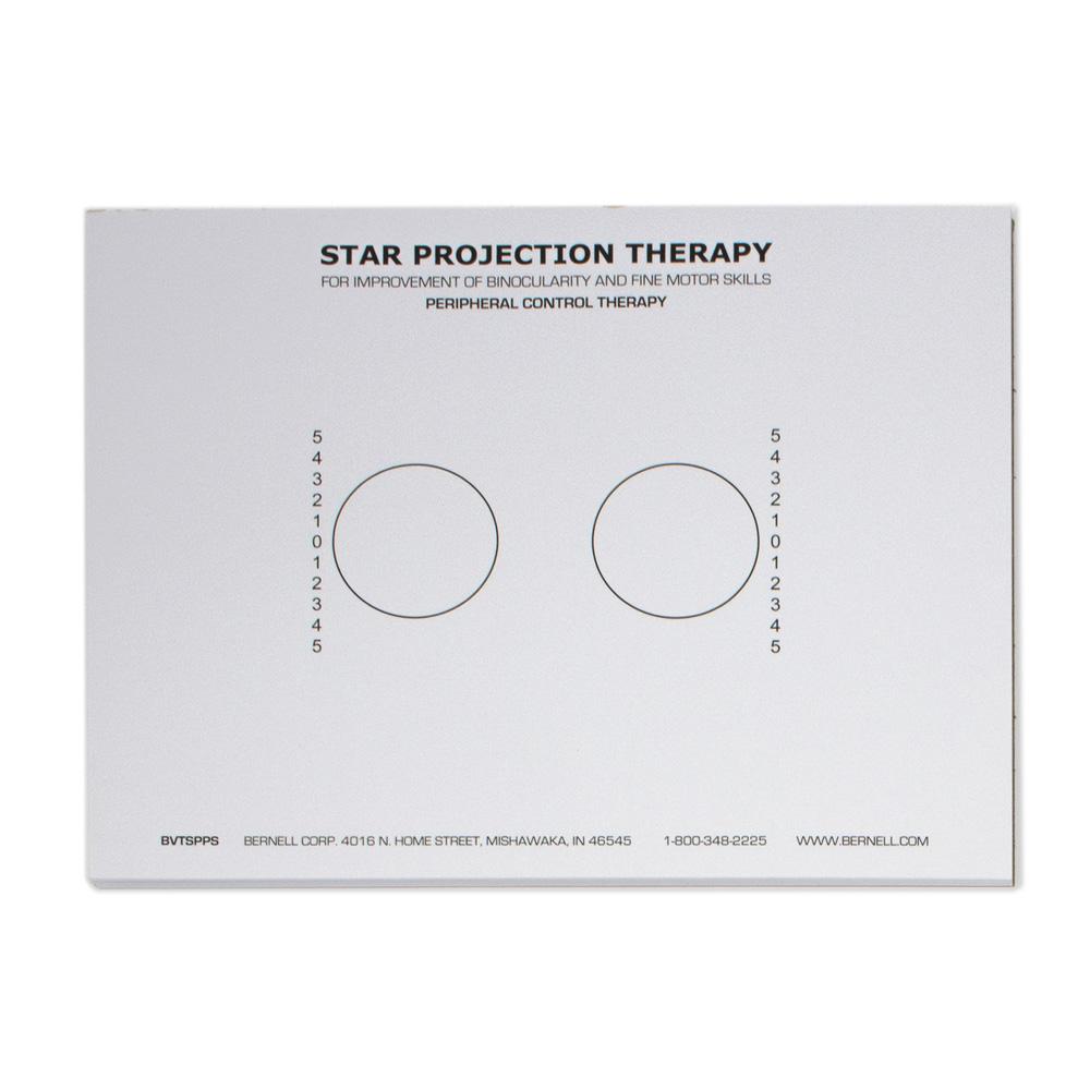 BVT Peripheral Control Sheets - Pad of 40