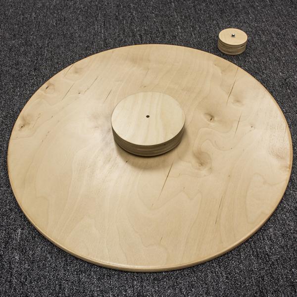 Balance Stand - Circle Base