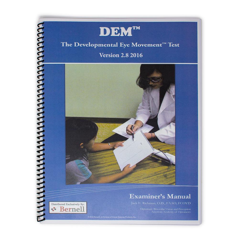 DEM™ Examiner's Manual